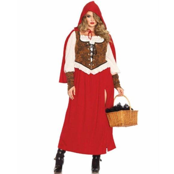 Woodland Red Riding Hood Costume